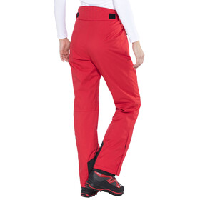 Maier Sports Resi 2 - Pantalon long Femme - rouge